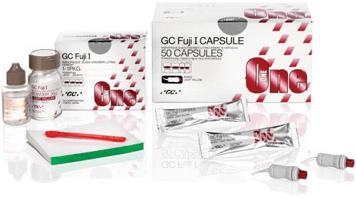 GC Fuji I, 50 Capsules Light Y
