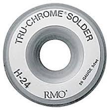Silver Solder H24 Spool