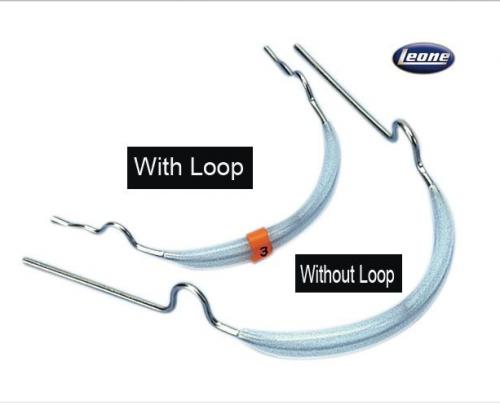 Lip Bumper Loops & Stops