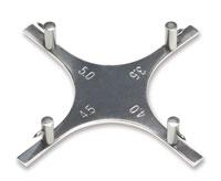 Bone Gauge Stainless Steel