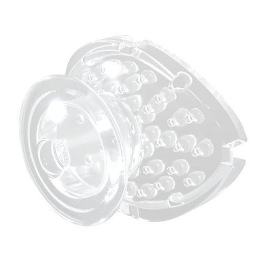 Precision Aligner Button - Clear