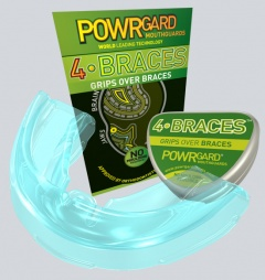 POWRGARD (Single) for BRACES