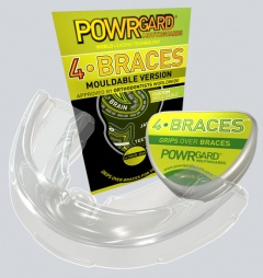 POWRGARD (Double) for BRACES