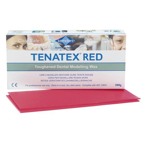 TENATEX RED WAX