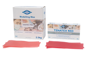TENATEX RED WAX