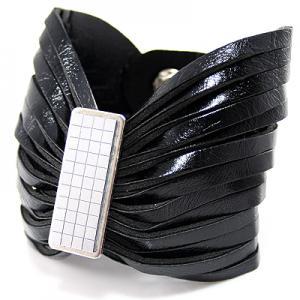 Konstläder armband från Bijjo