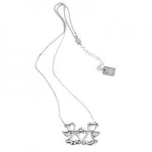Halsband 2 änglar