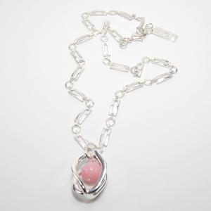Halsband Penelope rosa från Baglady