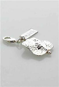 Hänge Cilla fyrkant silver från Baglady