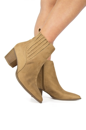 Remy Boots Camel - Capri Collection