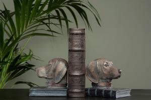 Bokstöd Hund  (styckvis)