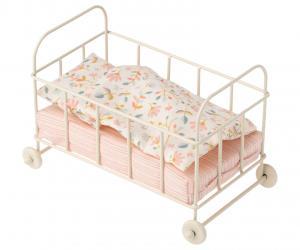 Baby cot metal, Micro