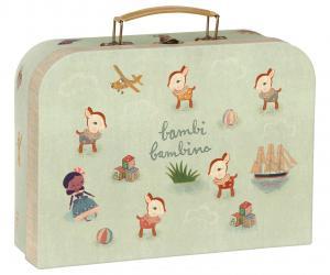 Resväska Bambi Bambino, Maileg