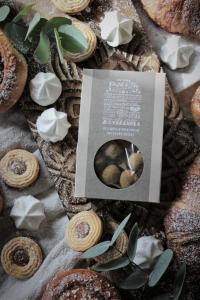 Maja - Saltlakrits/mjölkchoklad/havssalt