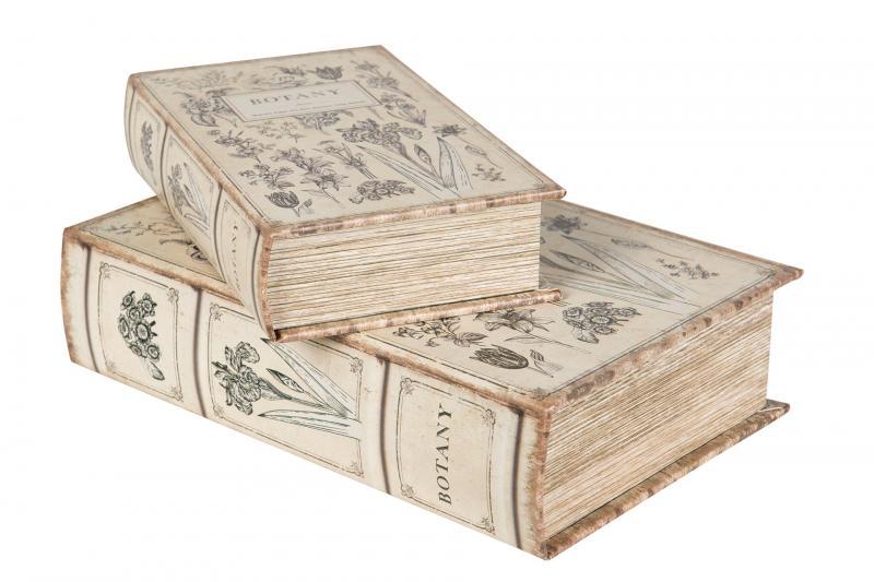 Boklåda/Bokförvaring Botany (mindre)