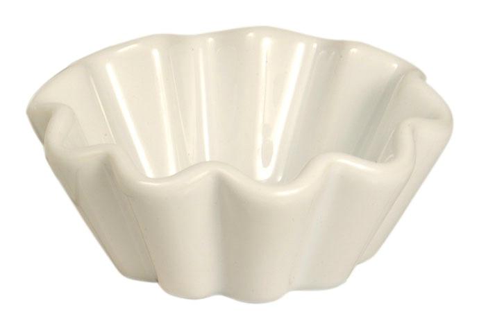 IB Laursen Muffinsform mynte pure white