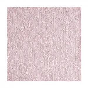 Ambiente Servetter - Elegance pearl pink
