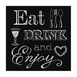 Ambiente Servetter - Eat drink and enjoy