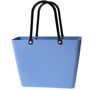 Perstorps väska, Sweden Bag (Green Plastic), Liten - Retro Blå