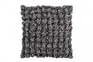 Kuddfodral ROSY, mörkgrå sammet - A lot