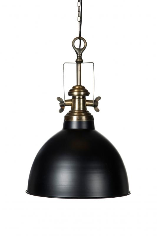 Baron Svart lampa