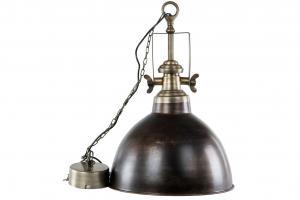 Baron Antikbrun lampa