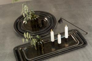 Ljushållare med magnet (brun)