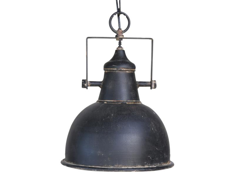 "Chic Antique Lampa ""Factory"" - industristil, 40cm"