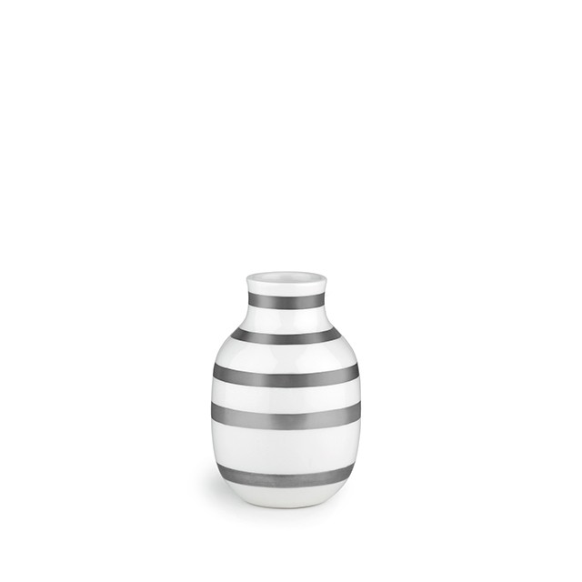 Kähler, Omaggio vas - silver (liten)