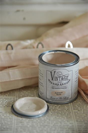 Jeanne d´Arc Living Vintage Paint - Antique rose