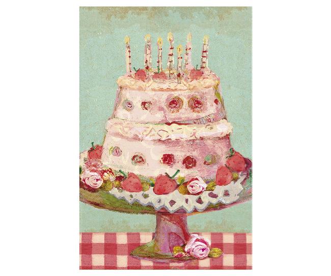 Kort - Maileg (Birthday cake)