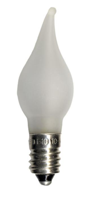 LED lampor universal, romance frostade (3 pack)