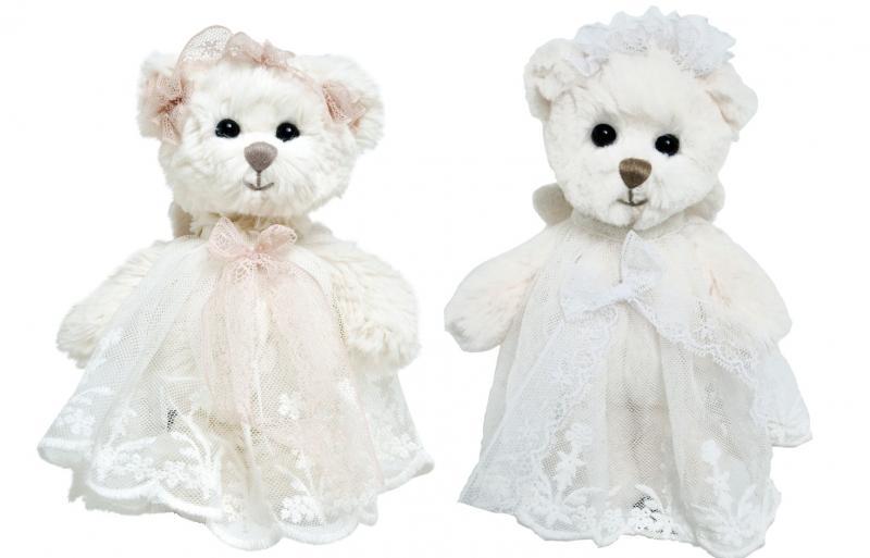 Bukowski Baby Hailey angel- Rosa band - rosa blommor