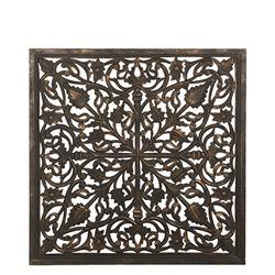 Carve Tempeltavla, svart (90x90 cm 770-481-60)
