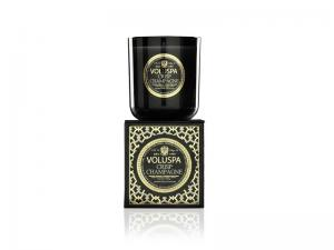 Voluspa Boxed Candle, Crisp Champagne
