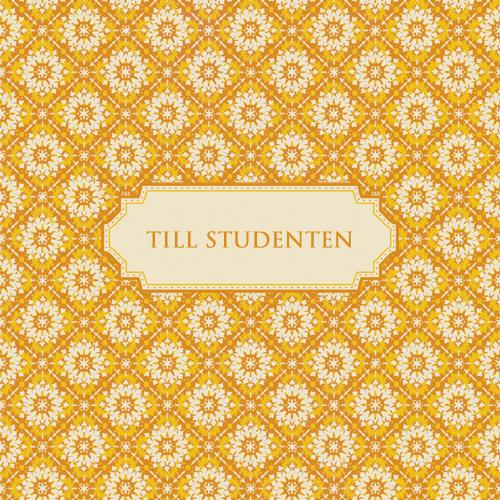 Kort från Sköna Ting - Studenten