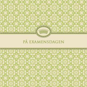 Kort från Sköna Ting - På Examensdagen