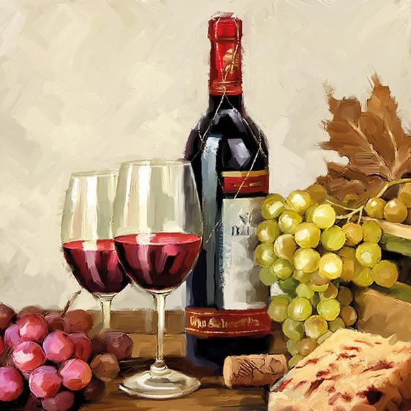 Ambiente Servetter - Wine & Grapes