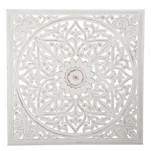 Carve Tempeltavla, vit (115x115, 770-450-10) - Beställningsvara