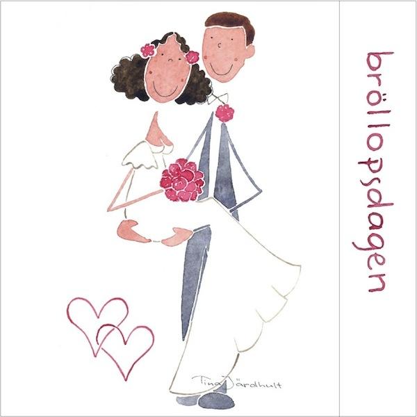 Dubbelt kort Bröllop (TJ Produktion)