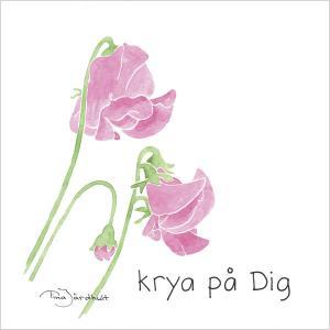 Dubbelt kort Krya på dig (TJ Produktion)