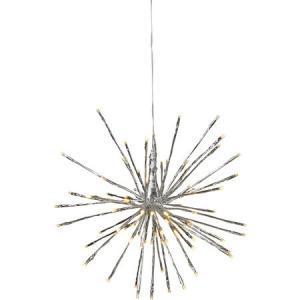 Firework, silver (dia 30 cm)