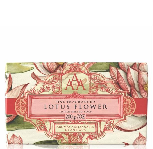 Lotus Flower/Lotusblomma, Tvål (AAA)