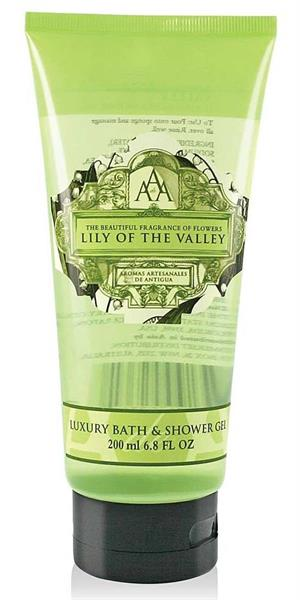 Lily of the valley/liljekonvalj, Bad & Dusch Gel, 200ml (AAA)