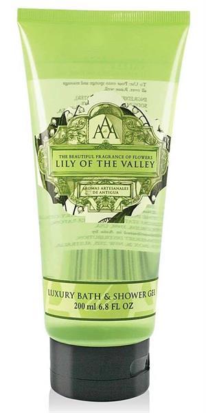 Lily of the valley/liljekonvalj, Bad & Dusch Gel, 200ml (AAA)