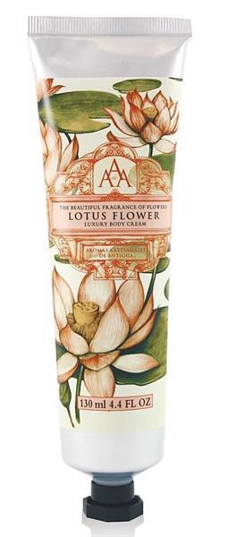 Lotus Flower/lotusblomma, Body cream på tub (AAA)