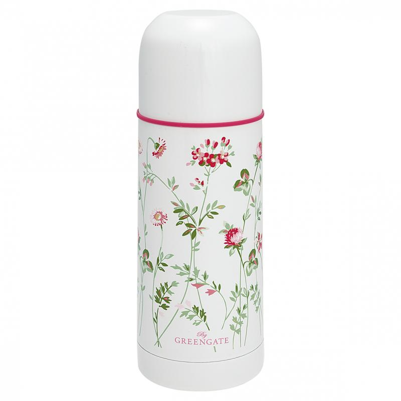 GreenGate Termos Camille White 300ml