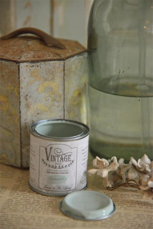 Jeanne d´Arc Living Vintage Paint - Dusty Green