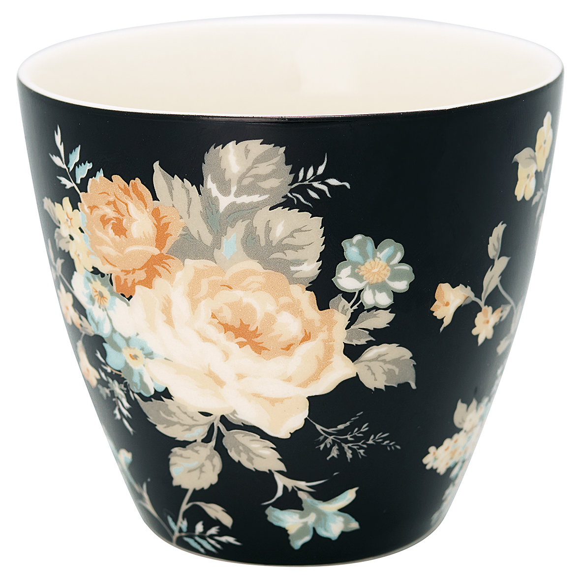 GreenGate Lattemugg Josephine Black