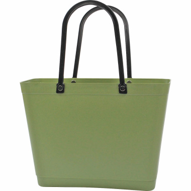 Perstorps väska, Sweden Bag (Green Plastic), Liten - Nature Green